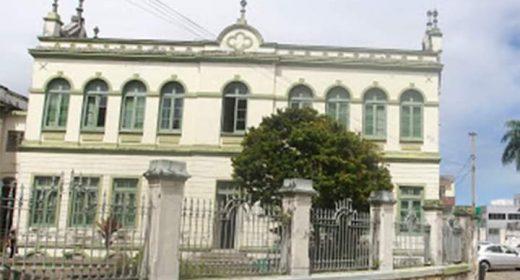 PELA REVITALIZAÇÃO DO COLÉGIO CENTRAL DA BAHIA
