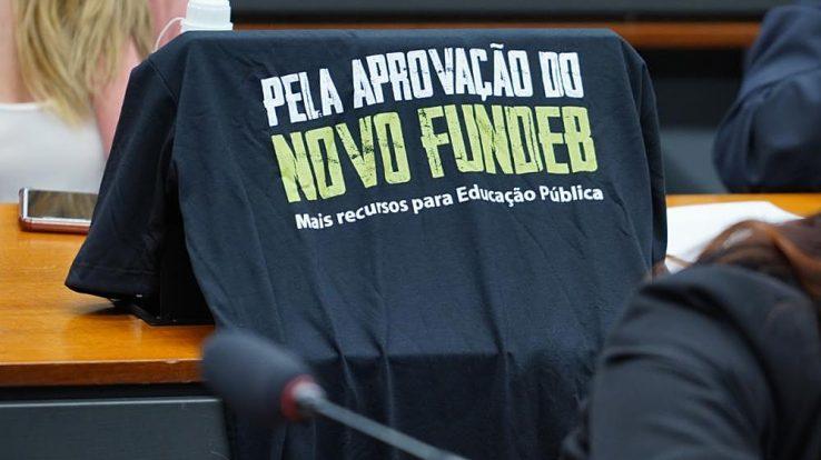 APLB e CNTE promovem campanha para que Congresso vote novo Fundeb