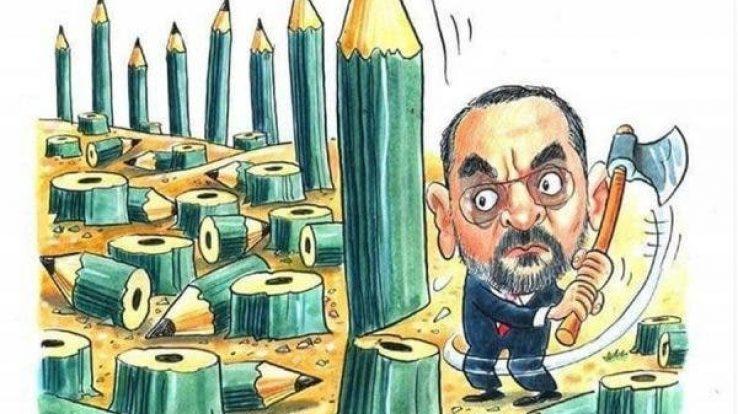 """""""Acabar com o Ministério da Educação vai na contramão da história. É mais uma estratégia desse governo fascista para privatizar a Educação"""", critica Rui Oliveira"""