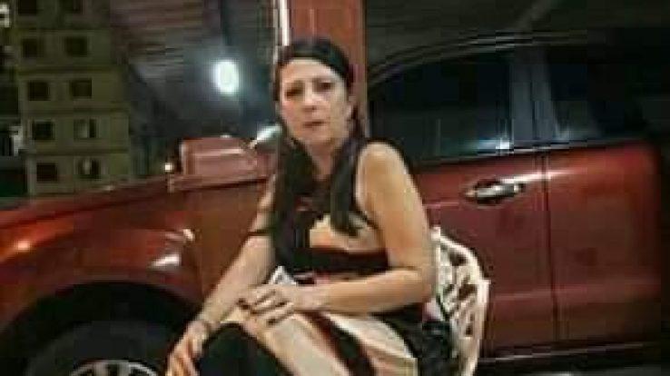 Pesar pela morte da professora Gilcivania Neves