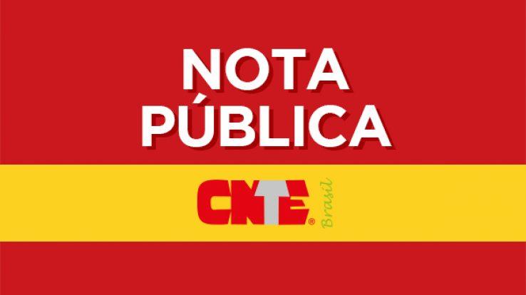 CNTE questiona a troca do terceiro Ministro da Educação em menos de 18 meses